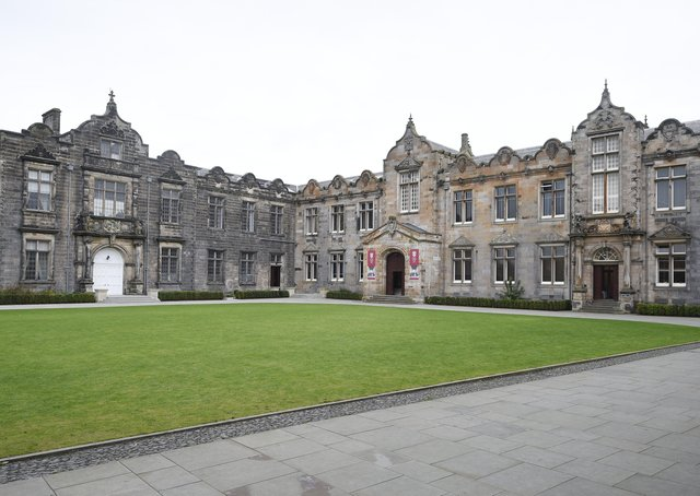 The claims have been made at St Andrews University. Picture: Greg Macvean
