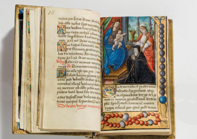 Mary Queen of Scots' prayer book