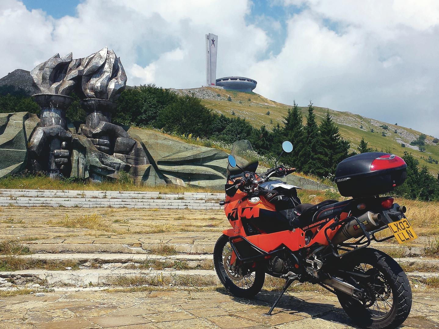 Bulgaria: A motorcycle ride across Europe to Near Varna - Scotland on Sunday Travel Wishlist