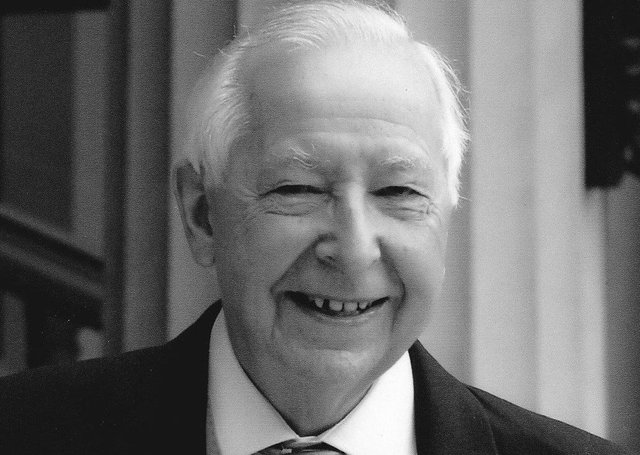 Theologian Bill Shaw has died at the age of 92