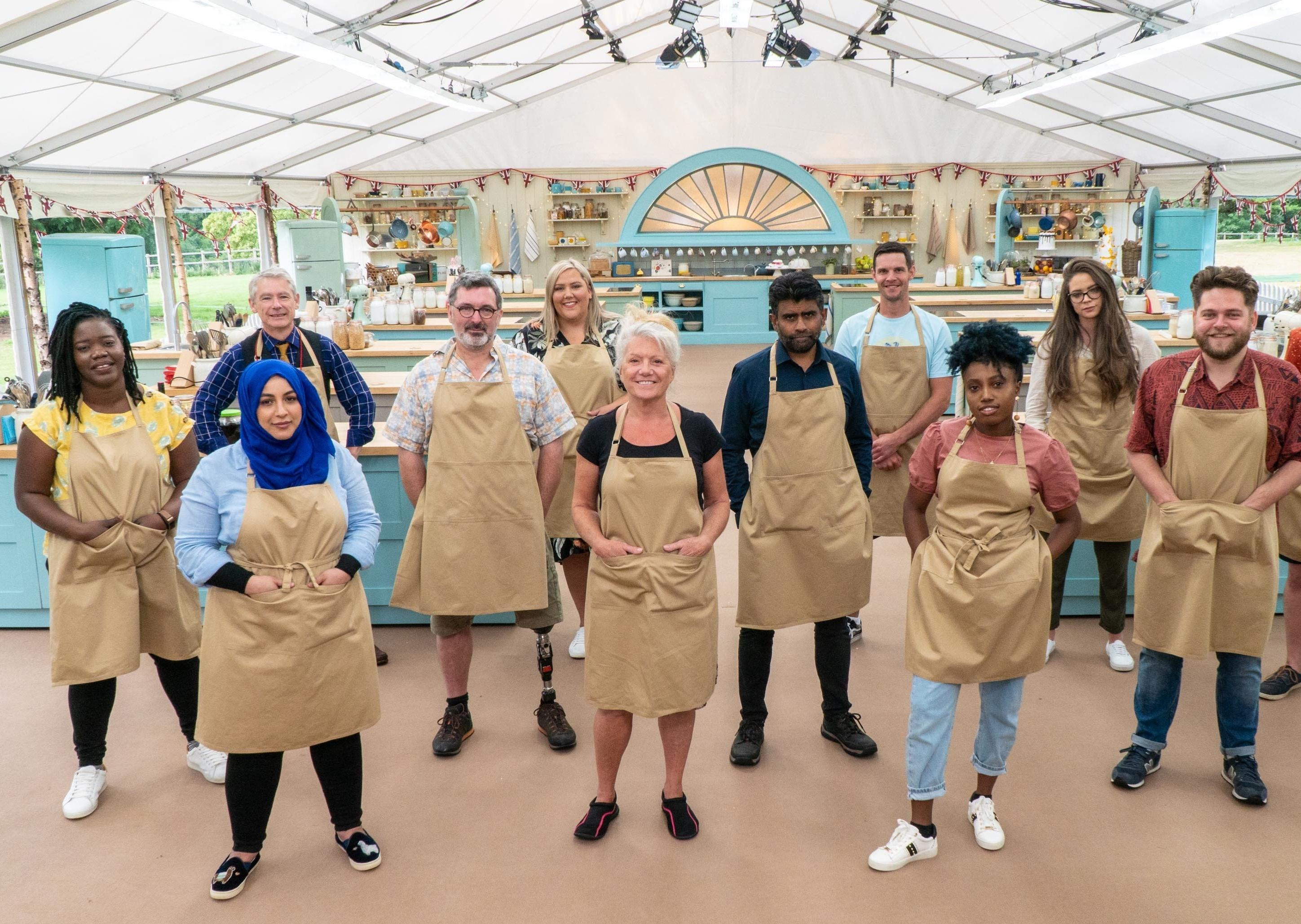 Baking in a bubble: How the Great British Bake Off was made during lockdown