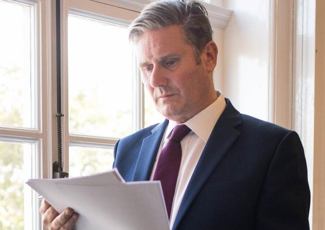 Keir Starmer vows to make UK 'best place to grow up and grow old in' | The Scotsman