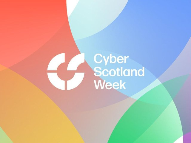 Picture: Cyber Scotland Week
