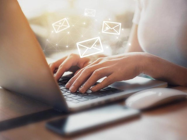 Most cyber attacks come from unsophisticated means such as email. Picture: Shutterstock