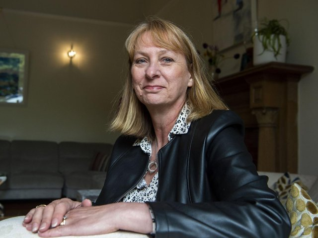 Barbara Armstrong is owner of Edinburgh Property Finders