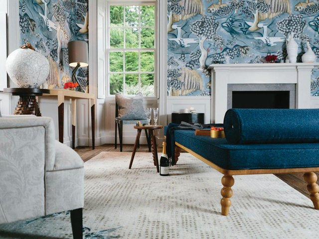 Author Interiors' Woolf Collection