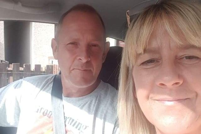 Trish and Michael Mackay