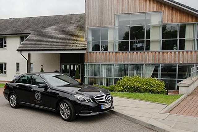 Whether you'd like to pop to the shops, out for a spot of lunch or to visit friends, you can get there in comfort and style in a chaffeur driven Mercedes.