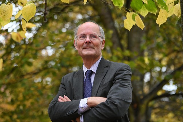 Sir John Kevin Curtice, Professor of Politics at the University of Strathclyde.