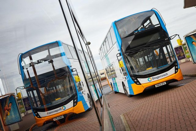 Passengers numbers have inevitably been hit by the pandemic, but Stagecoach believes long-term prospects for the bus sector remain strong.