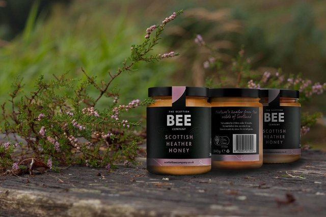 The Scottish Bee Company's heather honey, which was recently recognised as a world-leading 'superfood', is the first food product in the UK to receive a new Kitemark guaranteeing authenticity