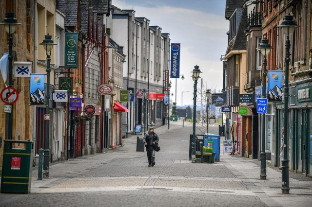 1.5m people living in Scotland are set to be placed under level two restrictions (Getty Images)