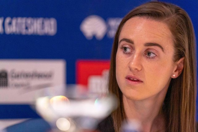 Laura Muir is keeping her options open for Tokyo. Picture: Chris Cooper/Action Plus/Shutterstock