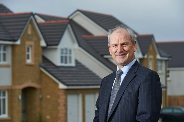Chief executive George Fraser deems the year to June 30, 2020, an 'incredibly challenging' period. Picture: Ewen Weatherspoon.