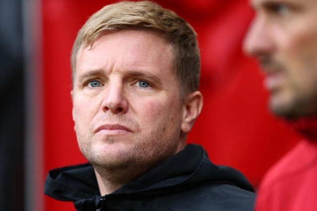 Former Bournemouth manager Eddie Howe is the front-runner to be next Celtic boss. Picture: SNS