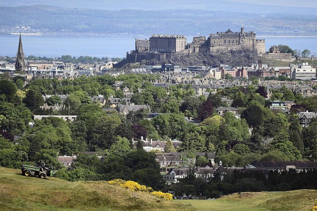 Edinburgh's tourism industry has was worth more than £2 billion a year before the pandemic struck last year. Picture: Lisa Ferguson