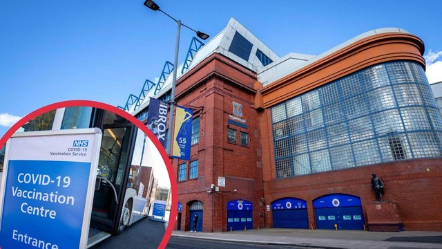 NHS Greater Glasgow and Clyde has announced its latest drop-in vaccination venues which include Celtic Park, Ibrox Stadium and Hampden Park.