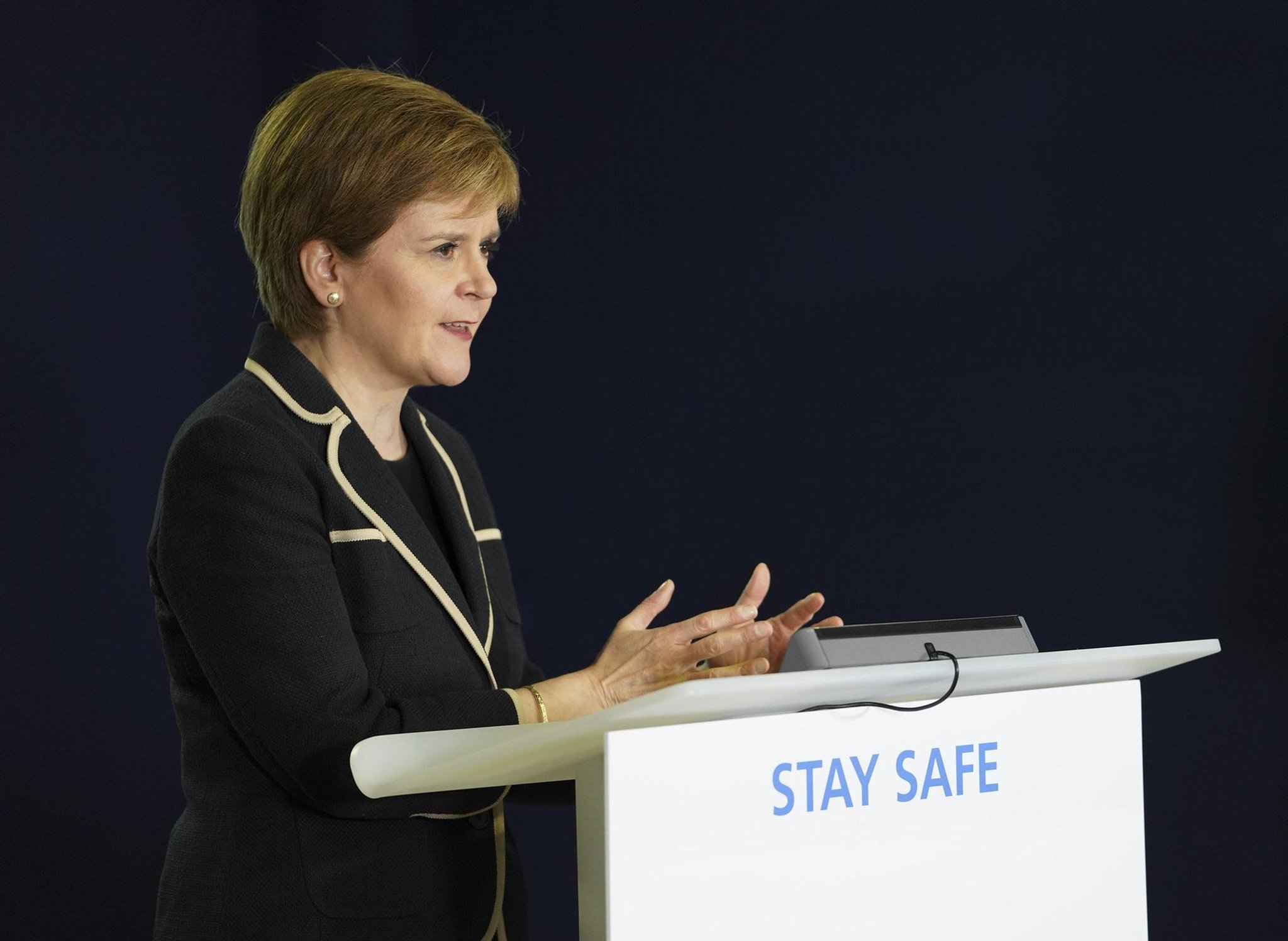 Covid Scotland: Nicola Sturgeon warns restrictions could return amid 'sharp rise' in cases