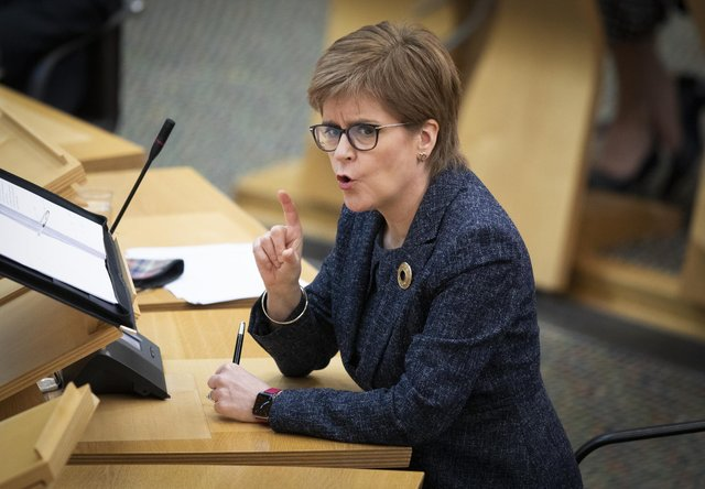 First Minister Nicola Sturgeon has been pressured to act on alleged breaches of the civil service code by her special advisers.