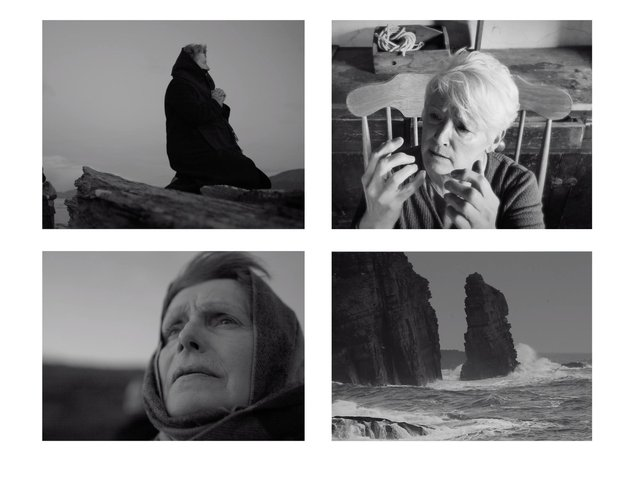 Scenes from The Storm Watchers, directed by Gerda Stevenson