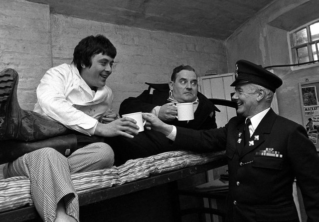 Real prison is considerably less amusing than much-loved BBC sitcom Porridge (Picture: Paul Warner/PA Wire)