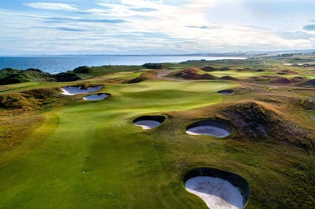 Dumbarnie Links will host the Trust Golf Scottish Women's Open in August.