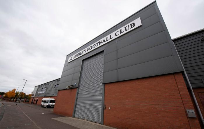 St Mirren to co-operate fully in alleged 'financial irregularities' probe