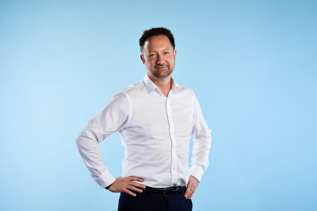 Stuart Paterson, Scottish Equity Partners (SEP) partner and co-founder.