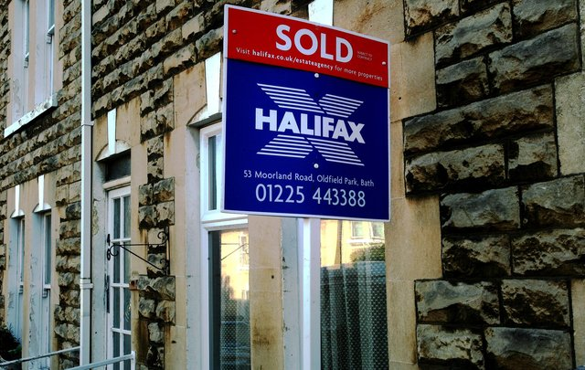 Halifax says property values increasedby 1.4 per centmonth on month and 8.2 per centannually. Picture: Matt Cardy/Getty Images.