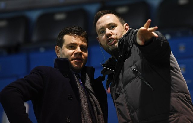 Ross Wilson has added an extra layer of insight to Rangers' recruitment. Picture: SNS