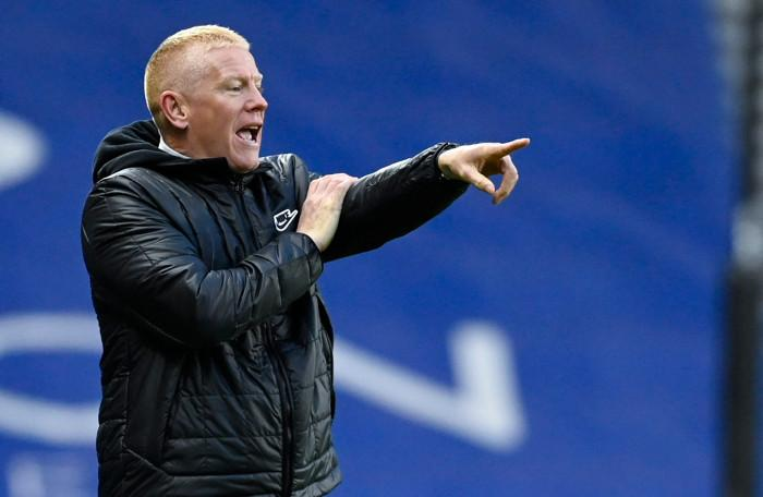 Gary Holt praises Livingston response after early Rangers goals put his side 'behind 8-ball'