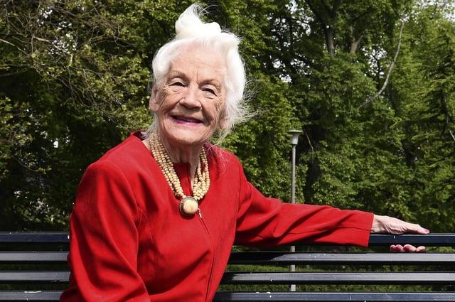 Mary Moriarty, Queen of Leith