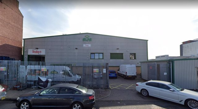 Alfa Wholesale in Glasgow picture: Google Images