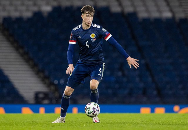 Jack Hendry has spent the season on loan at Belgian side Oostende. Picture: SNS