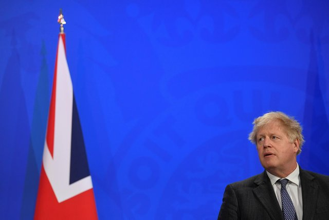 Boris Johnson would be backed by the Scottish public if he rejected demands for a second independence referendum