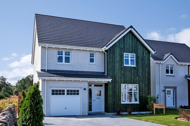 Bancon Homes has been granted planning approval for the second phase of new homes at its Lochside of Leys development in Banchory.