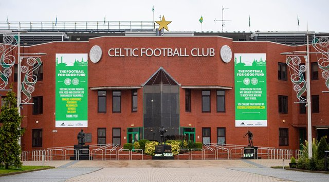 Another player has tested positive for Covid-19 at Celtic. (Photo by Ross MacDonald / SNS Group)