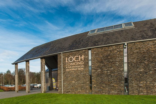 Loch Lomond and the Trossachs National Park Authority has unveiled plans to speed up action to tackle climate change