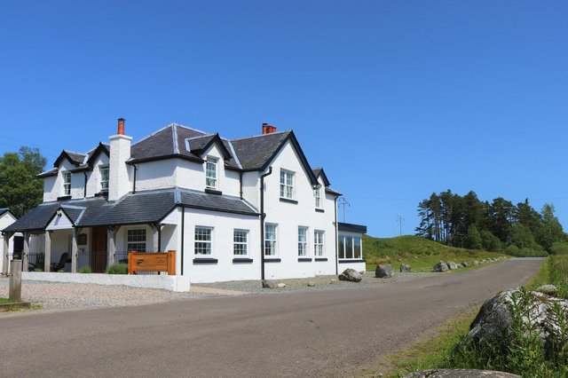 The Moor of Rannoch Hotel has already had cancellations since yesterday's announcement.