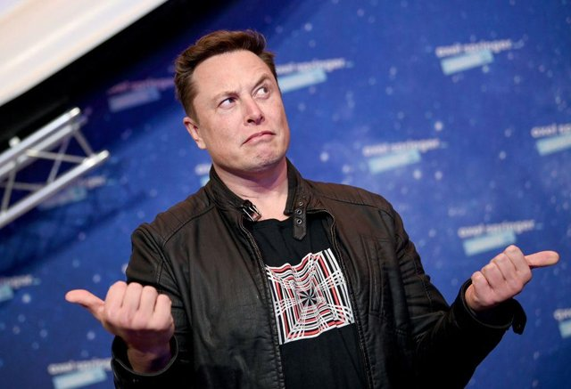Elon Musk's net worth dropped by $15bn in one day (Getty Images)