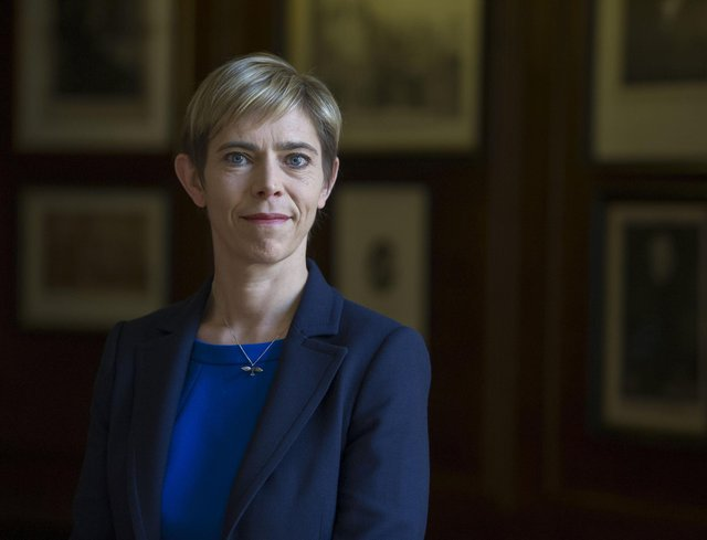 Alison Douglas, Chief Executive  Alcohol Focus Scotland, photographed at the Royal College of Physicians of Edinburgh