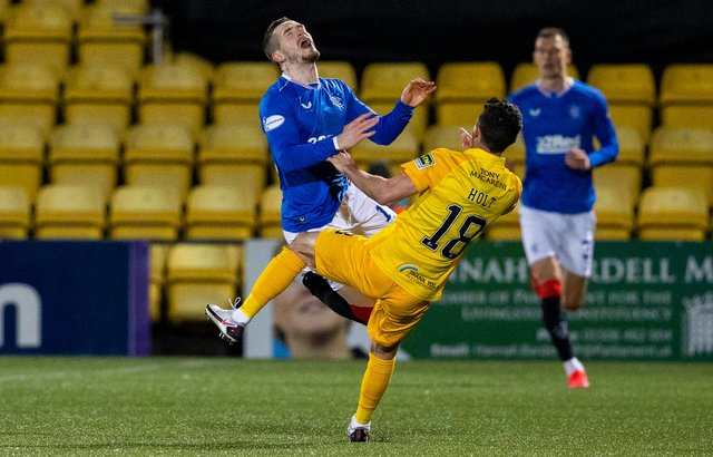 Who are the Scottish Premiership's most fouled stars? Picture: SNS