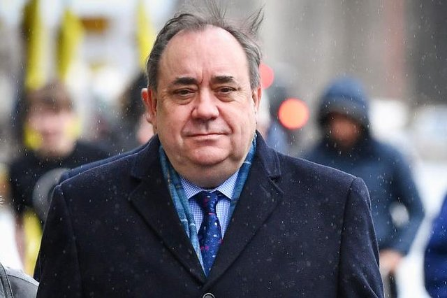 Former first minister Alex Salmond. Picture: Jeff J Mitchell/Getty Images