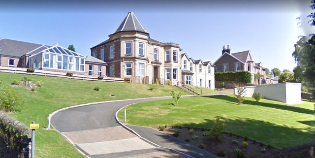 The incidents happened at the Balhousie Dalnaglar Care Home in Crief.