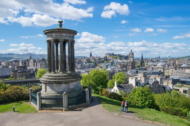 Edinburgh's skyline has evolved over nearly 1000 years. Picture: VisitScotland / Kenny Lam