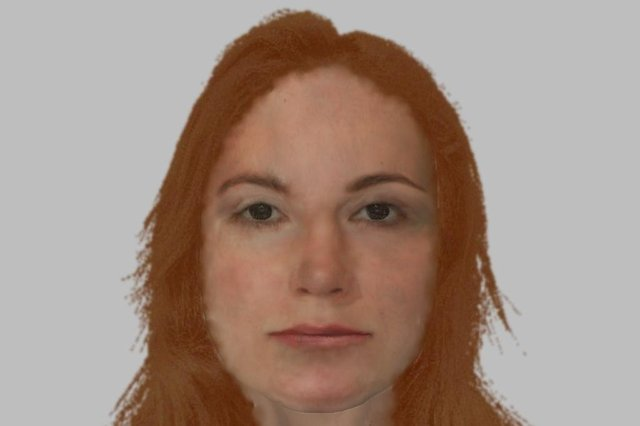 The woman is described as being white, aged between 25-35 years of age with an athletic build and long reddish blonde or brown hair.  This composite was prepared for Police Scotland.