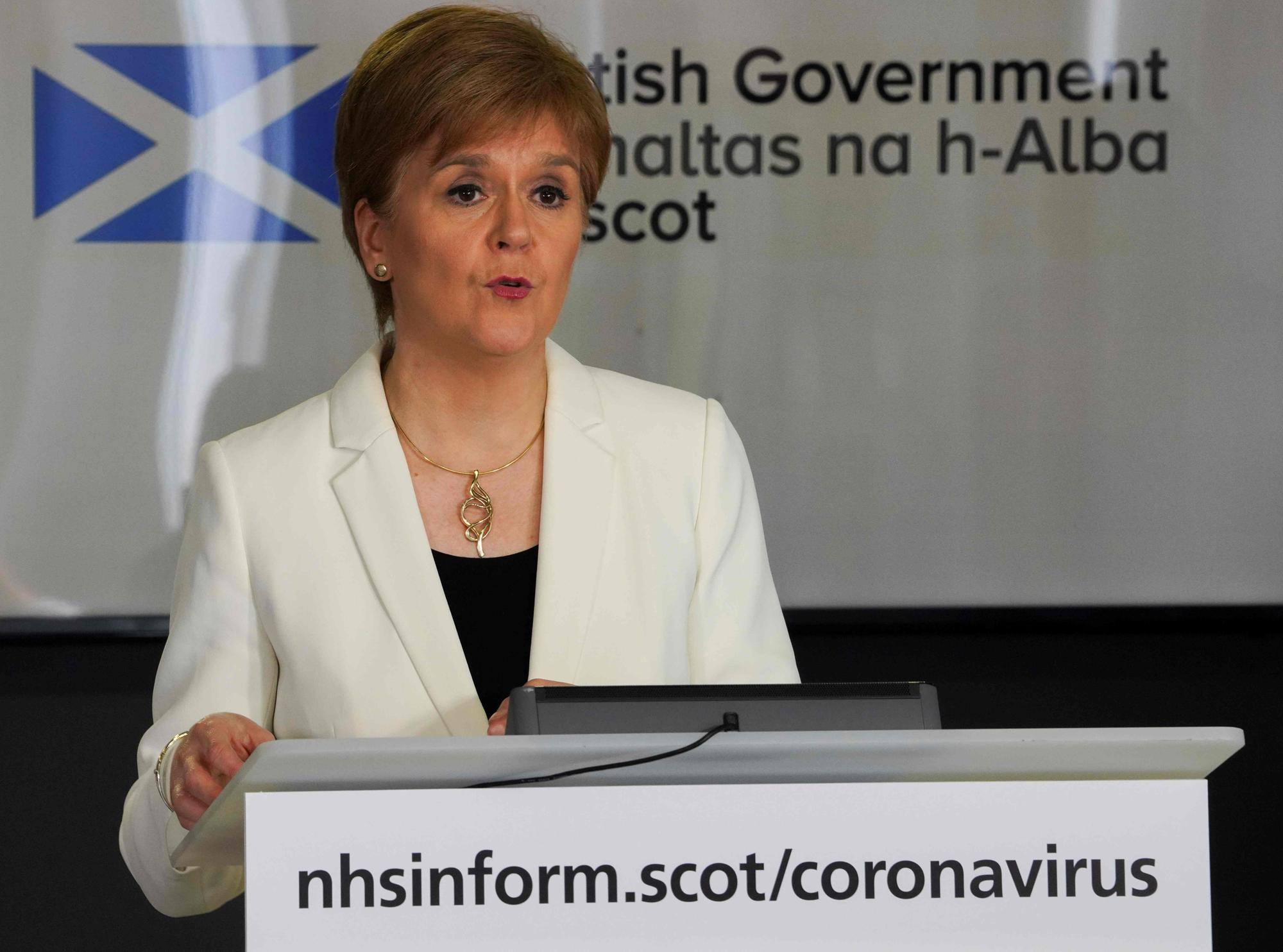 Nicola Sturgeon: this virus will not peak in a week, summer holidays unlikely to happen as normal