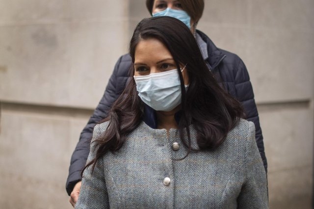 Home Secretary Priti Patel is believed to be considering charging foreign health workers the full amount for visas