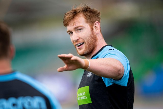 Rob Harley is readying himself for another intense inter-city derby with Glasgow Warriors. Picture: Ross MacDonald/SNS