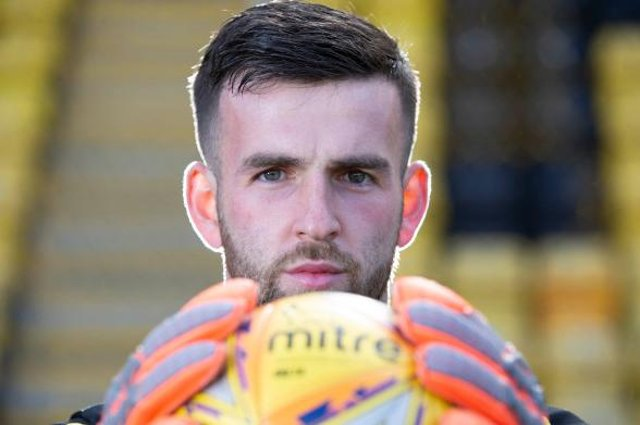 Liam kelly spent time on loan at Livingston from Rangers and then last season at Motherwell from QPR  (Picture: SNS)